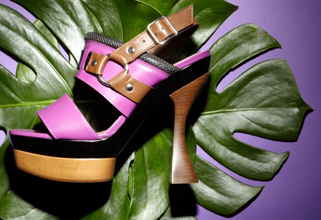 Marni Shoes at MYHABIT