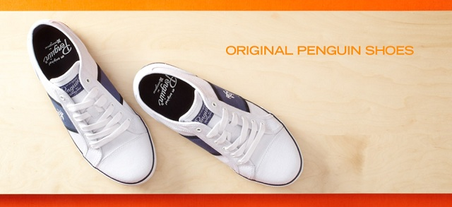 Original Penguin Shoes at MYHABIT