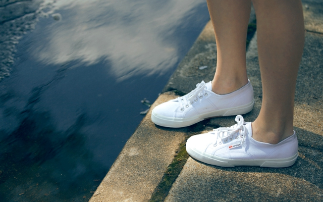 Superga Cuto Classic In White