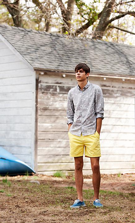 Steven Alan Spring/Summer 2012 Lookbook
