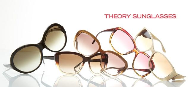 Theory Sunglasses at MYHABIT