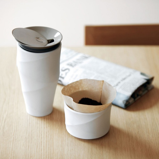 Wave Commuter Mug