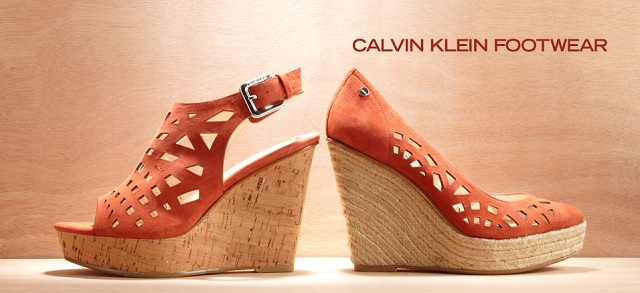 Calvin Klein Footwear at MYHABIT