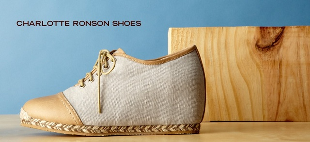 Charlotte Ronson Shoes at MYHABIT