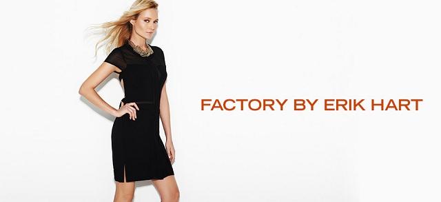 Factory by Erik Hart at MYHABIT