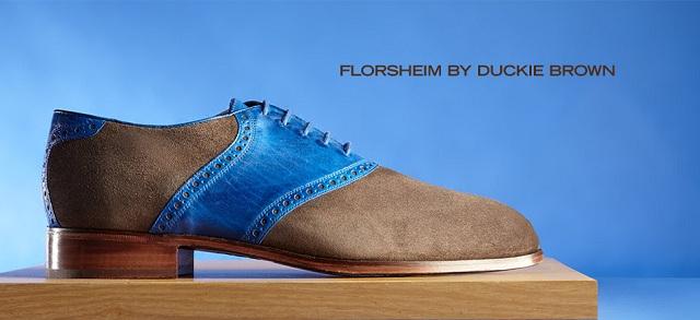 Florsheim by Duckie Brown at MYHABIT