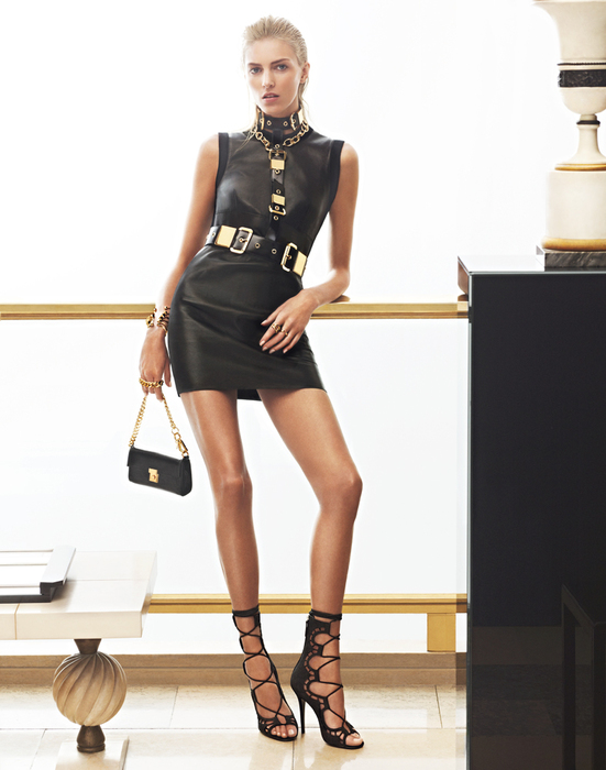 Giuseppe Zanotti Fall 2012 Collection