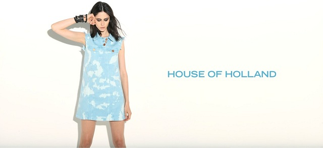 House of Holland at MYHABIT
