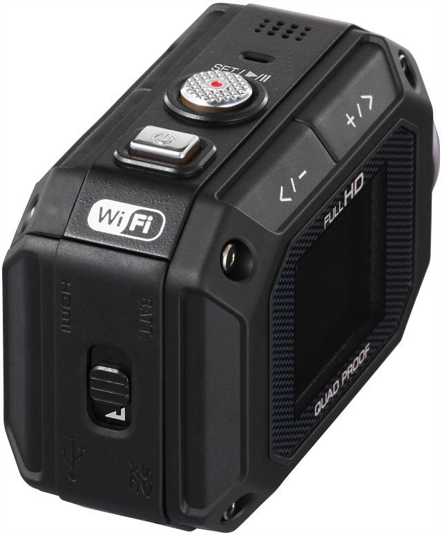 JVC GC-XA1 ADIXXION Camcorder