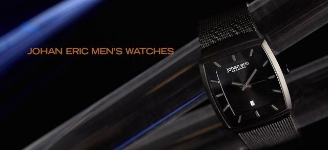 Johan Eric Men's Watches at MYHABIT
