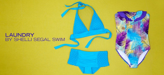 Laundry by Shelli Segal Swim at MYHABIT