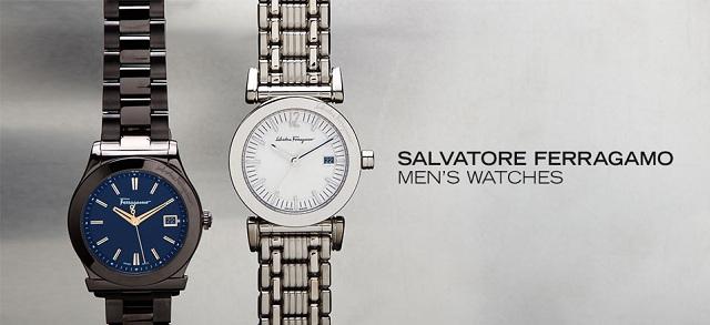 Salvatore Ferragamo Men's Watches at MYHABIT