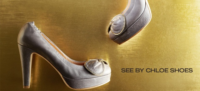 See by Chloe Shoes at MYHABIT