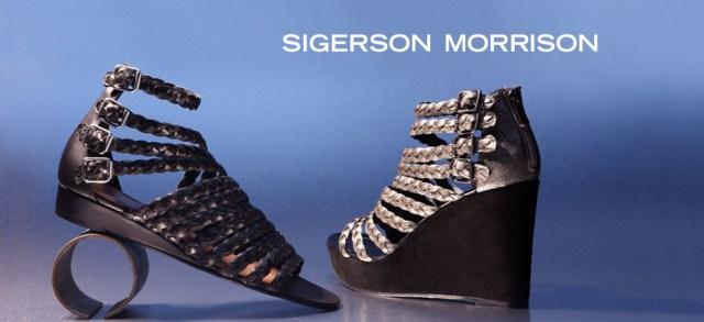 Sigerson Morrison at MYHABIT