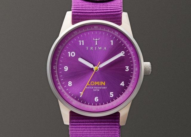 TRIWA Purple Lomin
