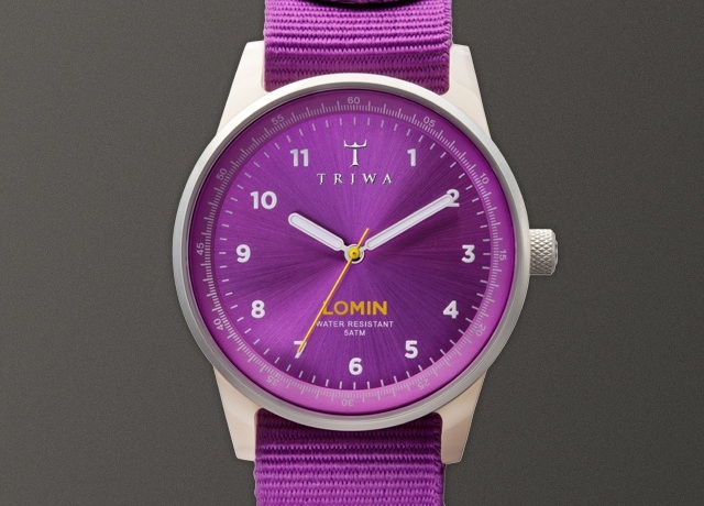 TRIWA Purple Lomin