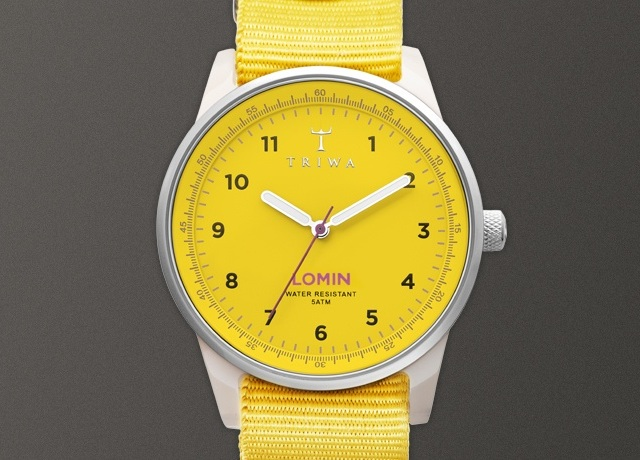 TRIWA Yellow Lomin