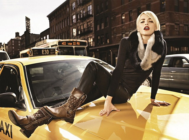 UGG Fall 2012 Collection Lookbook at New York City