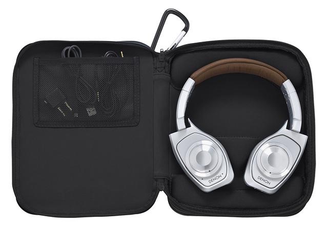 Denon AH-NCW500SR Globe Cruiser Bluetooth Headphones