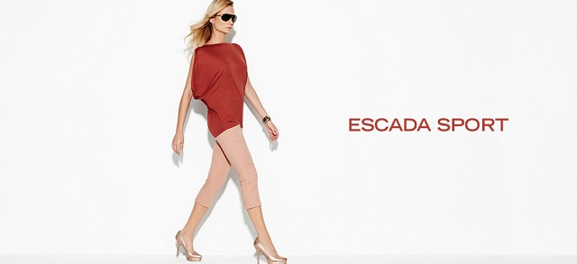 Escada Sport at MYHABIT