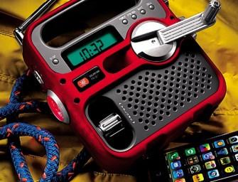 Etón Solarlink FR360R Radio