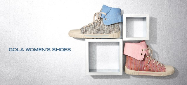 Gola Women's Shoes at MYHABIT