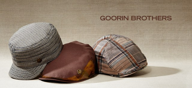 Goorin Brothers at MYHABIT