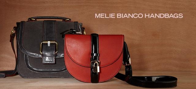 Melie Bianco Handbags at MYHABIT