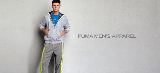 PUMA Men's Apparel at MYHABIT