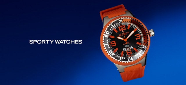 Sporty Watches at MYHABIT