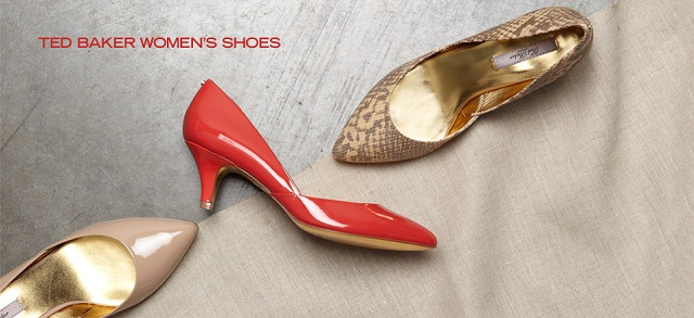 Ted Baker Women's Shoes at MYHABIT