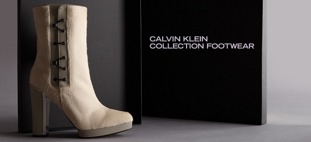 Calvin Klein Collection Footwear at MYHABIT
