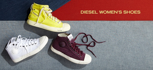 Diesel Women's Shoes at MYHABIT
