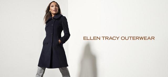 Ellen Tracy Outerwear at MYHABIT