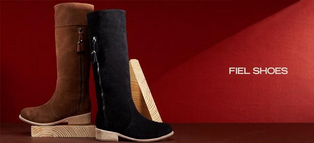 Fiel Shoes at MYHABIT