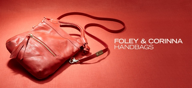 Foley & Corinna Handbags at MYHABIT
