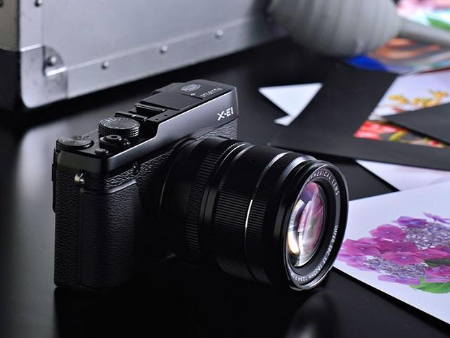 Fujifilm X-E1 Digital Camera