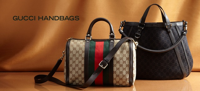 Gucci Handbags at MYHABIT