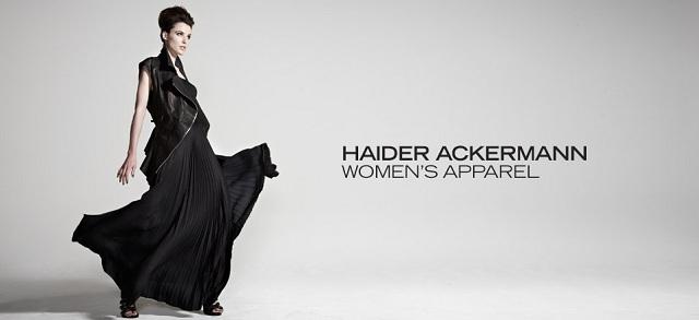 HAIDER ACKERMANN Women's Apparel at MYHABIT