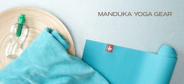 Manduka Yoga Gear at MYHABIT