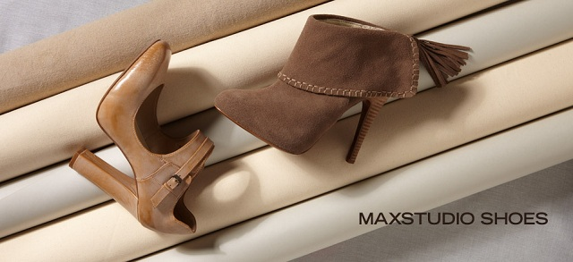 Max Studio Shoes at MYHABIT