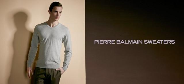 Pierre Balmain Sweaters at MYHABIT