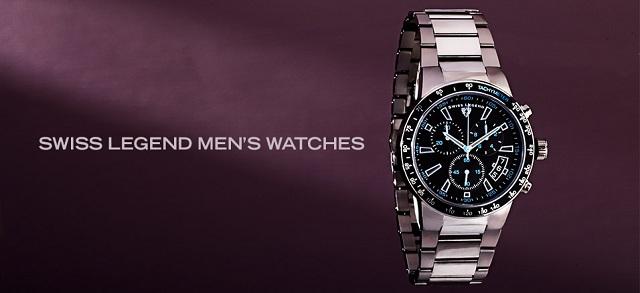 Swiss Legend Men's Watches at MYHABIT