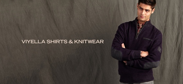 Viyella Shirts & Knitwear at MYHABIT