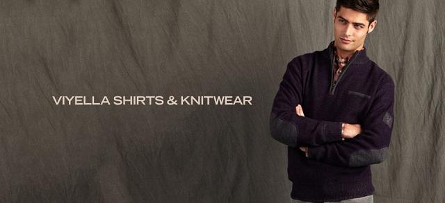 Viyella Shirts & Knitwear at MYHABIT