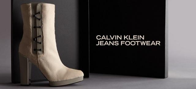 Calvin Klein Jeans Footwear at MYHABIT