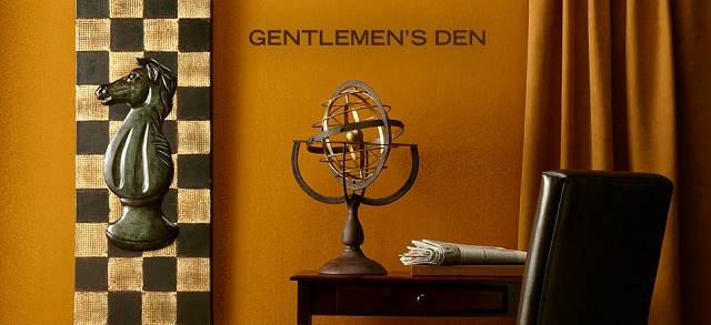 Gentlemen's Den at MYHABIT