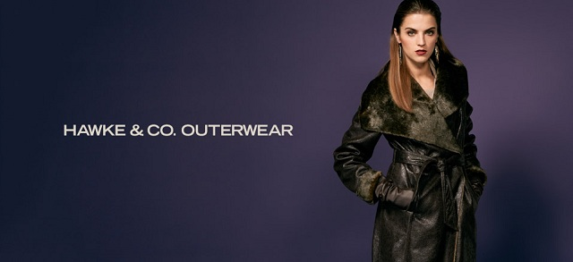 Hawke & Co. Outerwear at MYHABIT