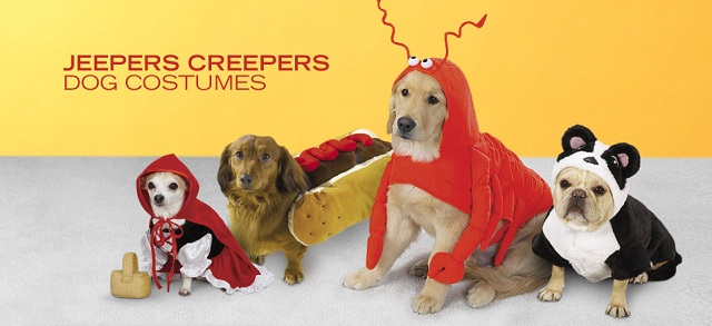 Jeepers Creepers Dog Costumes at MYHABIT