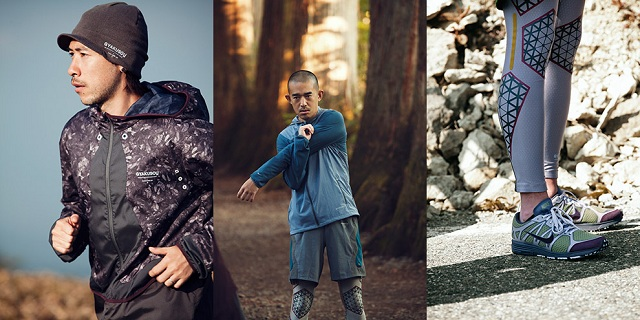Nike x Undercover Gyakusou Fall/Winter 2012 Men's Lookbook